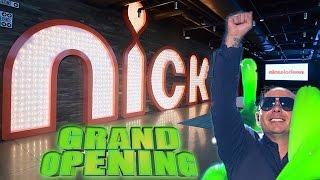 Nickelodeon Animation Studio Grand Opening Party ft. PITBULL