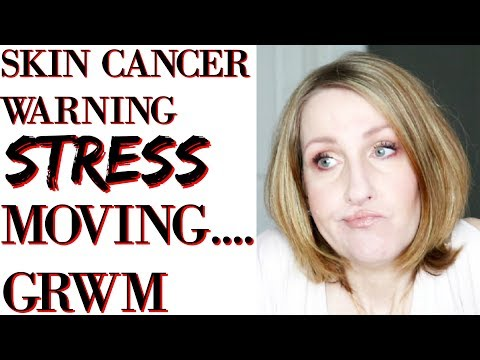 CHATTY GRWM SKIN CANCER MOVING STRESS