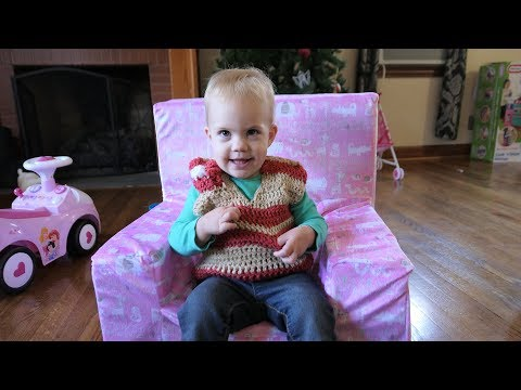 Making a Toddler Chair in a Week