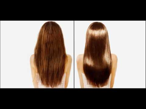 Is Your Hair Frizzy Brittle Weak Lifeless Dry Best Treatment At Home