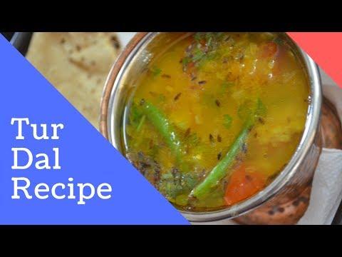 Tur Dal Tadka Recipe in Hindi | Yellow Dal Tadka Recipe | Yellow Dal Fry Recipe in Hindi
