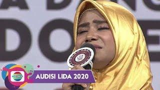 Begitu Tegar! Ditengah Kebahagiaan Lolos, Jannah Harus Ditinggal Mama   LIDA 2020 Audisi Papua Barat