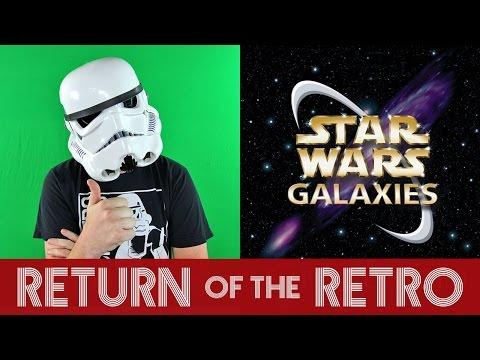 Return of the Retro #06 - Star Wars Galaxies / SWGEMU (PC MMO)