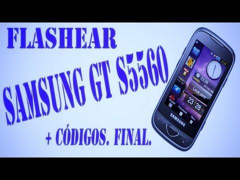 Samsung S5600 Download Mode / Samsung S5600