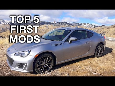 Top 5 First Car Mods - Without Sacrificing Daily Drivability