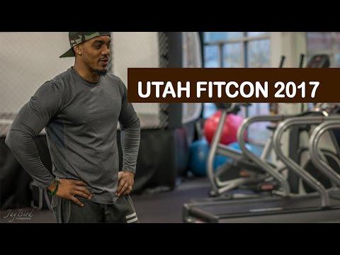 Utah FitCon DAILY VLOG 1