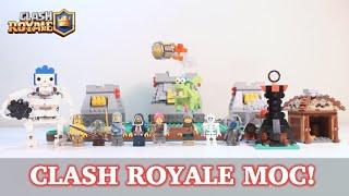lego clash royale figuren deel 2. Black Bedroom Furniture Sets. Home Design Ideas