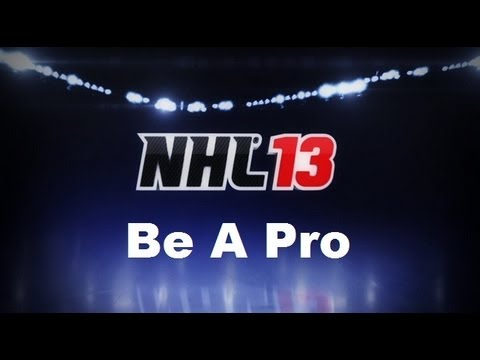 NHL 13 Be A Pro Part 50 (How Do They Afford This Team)