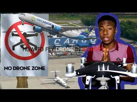 HOW TO FLY DRONE IN A NO-FLY ZONE