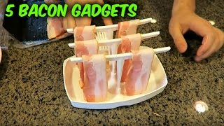 5 Bacon Gadgets Put to the Test