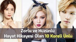Download Zorlu ve Hüzünlü Hayat Hikayesi Olan 10 Koreli Ünlü   Bunları Biliyor muydunuz?