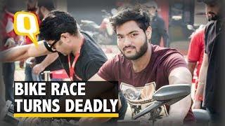 Delhi Youth Dies in Superbike Crash, Accident Captured on GoPro