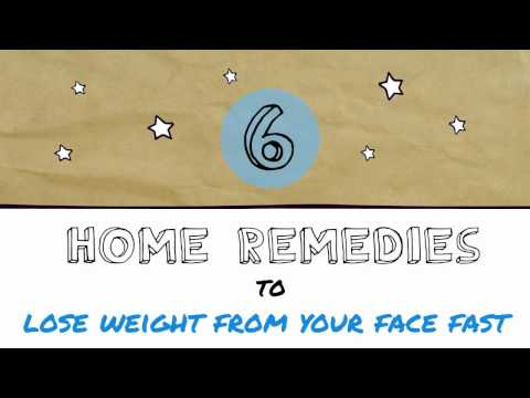 Home Remedies to Lose Weight From Your Face Fast