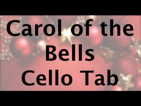 Learn Carol of the Bells on Cello - How to Play Tutorial