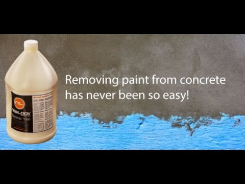 Spraying EasyStrip 1000 Coating Remover