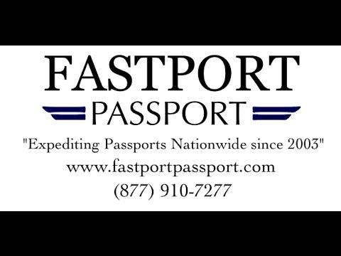 Replacement Passport Quick Checklist