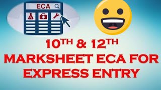 Educational Credential Assessment (ECA)for recognized Distance
