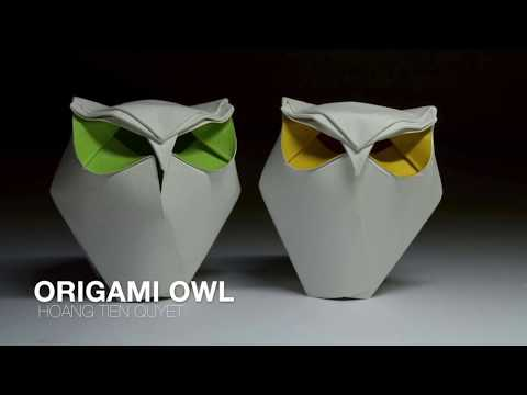 Origami owl by Hoang Tien Quyet