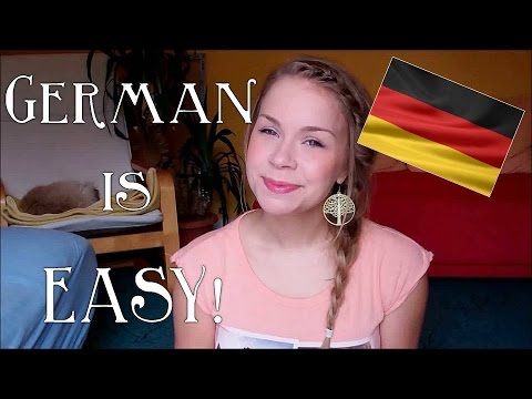 German is easy - Learn the German Language in 3 Minutes!
