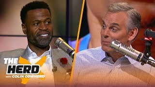 Westbrook would fit with Harden and Rockets, talks LeBron & Kawhi — Stephen Jackson | NBA | THE HERD