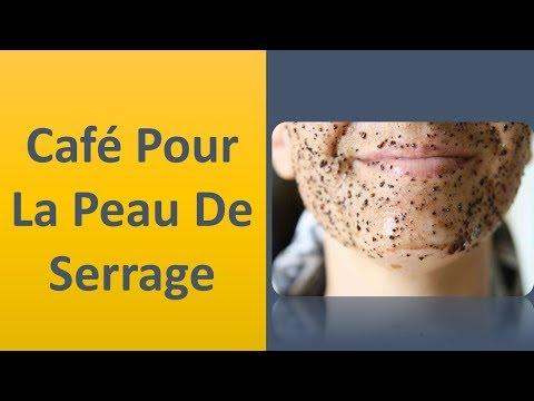 Café pour la peau