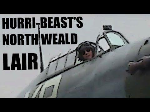 CRHnews - Hurri-Bomber Beast of Hangar 11's Collection