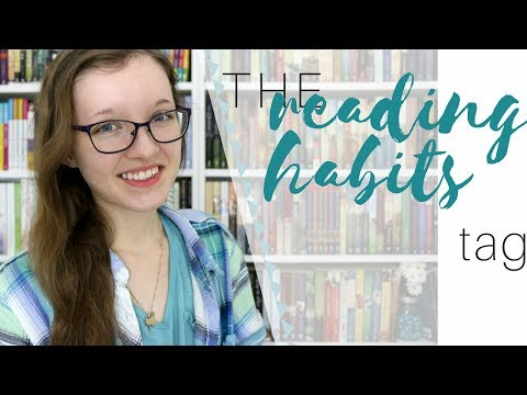 The Reading Habits Tag!