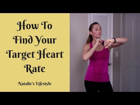 How To Find Your Target Heart Rate And Burn More Fat In Your Workout