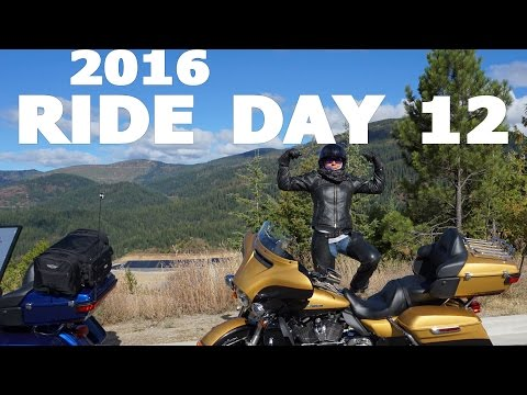 2016 East Coast to West Coast | Ride Day 12