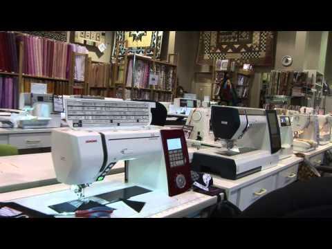 The Quilt Store Tour