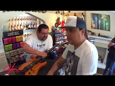 Blues Vintage Guitars Nashville - Shop Tour Dylan Talks Tone