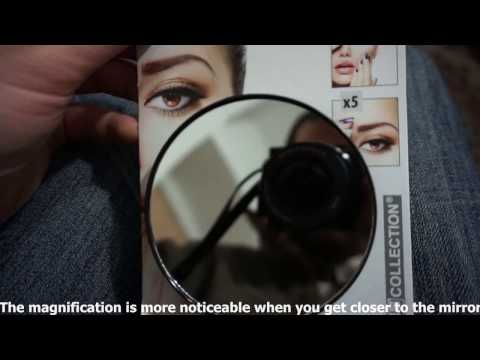 5X Magnification Mirror (Concave)