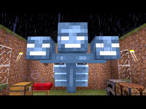 Minecraft Xbox - Quest To Kill The Wither Boss - The End [10]