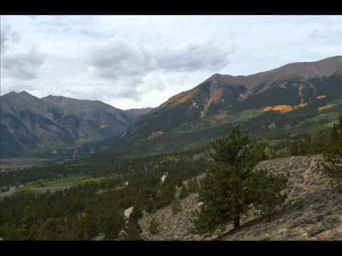 Rocky Mountain Timelapse Video