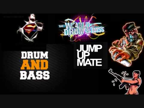 DRUM'N'BASS Jump Up (Mad Style 2014)