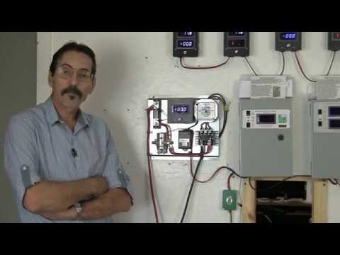 Missouri Wind and Solar Reviews new charge controller wind solar