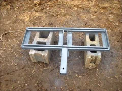 Homemade Cultivator