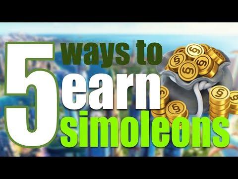 SimCity Buildit | Beginner's Tips & Tricks | 5 Ways to Earn Simoleons