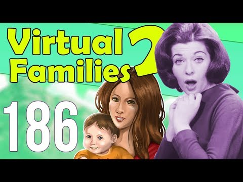 Let's Play Virtual Families 2! | Part 186 | Is She Immortal?