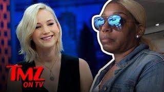 Nene Leakes Shades Jennifer Lawrence   TMZ TV