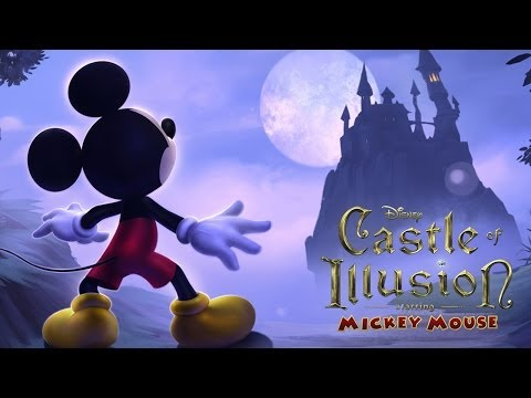Mickey Mouse Castle of Illusion-Mickey Mouse Games-Mickey Mouse Clubhouse Games Episode 1 - Disney