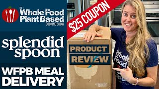 SPLENDID SPOON SUBSCRIPTION BOX REVIEW + COUPON » Plant Based Soups \u0026 Bowls Vegan Food Delivery