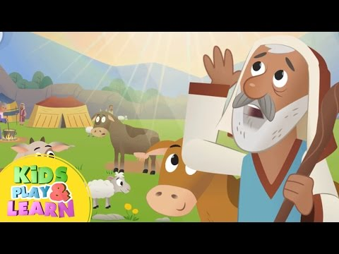 Abraham And Sarah - God's Amazing Promise - Bible Story For Kids & Children