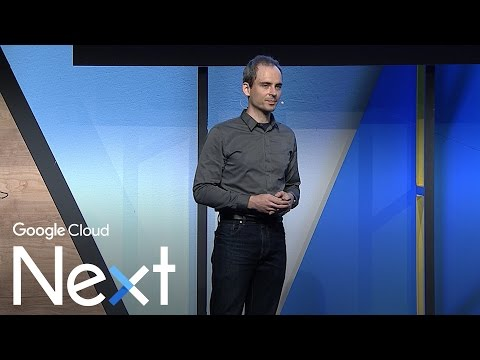 Selecting the right storage class for your use-case (Google Cloud Next '17)