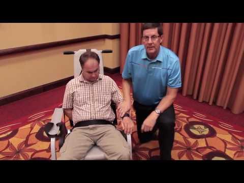 2017 Safety Restraint Chair