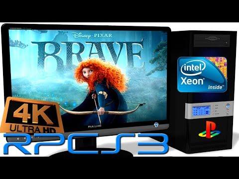 RPCS3 0.0.5 PS3 Emulator - Brave: The Video Game (4K UpScale) LLVM Vulkan #1