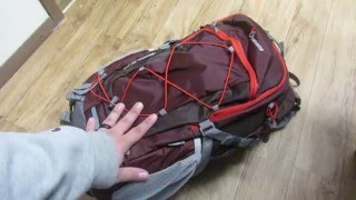 MountainTop Outdoor Equipment Company, Adventure 40L Pack - Review