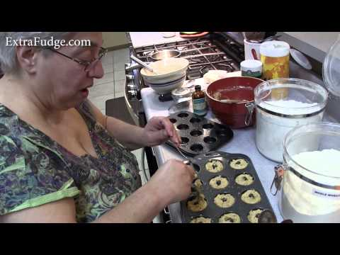 Baked Donuts Recipe Demonstration