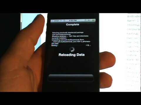 How to move more than one app at a time on iphone, ipod - MultilconMover