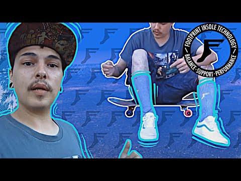 Footprint Shin Guard Socks Review